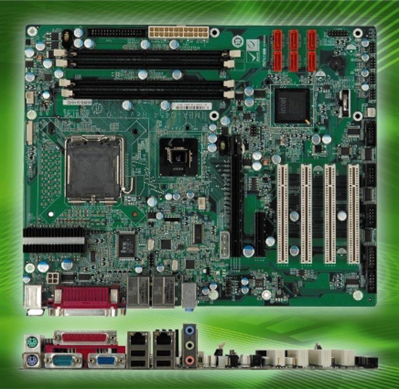 Motherboard 2 Pcie X16 Slots